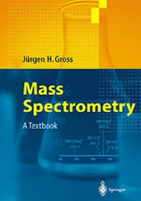 Mass Spectrometry cover 1st edition